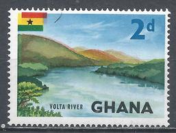 Ghana 1959. Scott #51 (MNH) Volta River * - Ghana (1957-...)