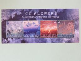 Australian Antarctic 2018 Mint Stamps - Ice Flowers - 2010-... Elizabeth II