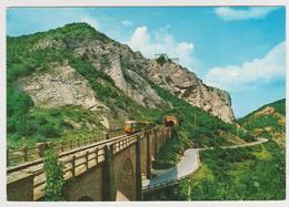 [965] PERGOLA Madonna Del Sasso.- Bridge, Pont, Puente, Ponte, Brücke.railway,- Chemin De Fer, Ferrovia, Ferrocarril.. - Italia