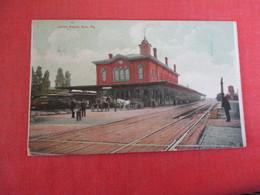 Union Depot  Erie    Pennsylvania Ref 3090 - Other