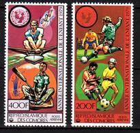 Comores P.A.  N° 177 / 78  X Année Internationale De L'enfant, Les 2 Valeurs Trace De Charnière Sinon TB - Comores (1975-...)