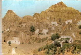 Spain & Circulated, Greetings From Granada,Cuevas De Guadix, Tarragona, Fontaine L'Eveque Belgica 1971 (63) - Souvenir De...