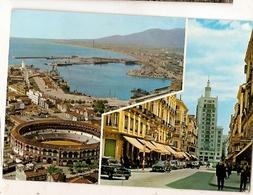 Spain & Circulated, Greetings From Malaga, Calle De Larios Puerto, Lisboa 1959 (49) - Souvenir De...