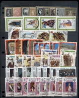 Thematics Assorted Oddments, Sets & Singles Mint & CTO 5 Scans - Stamps