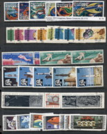 Thematics Space, Sets, MS & Singles, Some Duplicates Most CTO 13 Scans - Stamps