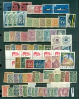 Europe 1930's On Assorted Oddments Mostly Mint(3 Scans) MUH/MH/FU - Stamps