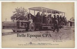 33 - CAP-FERRET - Tramway Entre Le Débarcadère Et La Pointe De L'Océan +++ Édit. Du Lotissement, #43 +++ - Autres Communes