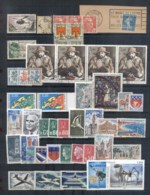 France 1970's On Assorted Oddments, Many Modern4 Scans  MUH/MLH/FU - Stamps