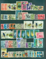 British Commonwealth Africa Assorted Oddments 5 Scans - Stamps
