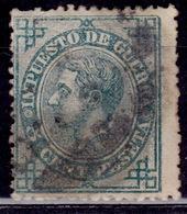 Spain, 1876, Alfonso XII, 5c,sc#MR5, Used - Kriegssteuermarken