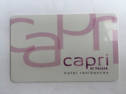 Capri By Fraser Singapore - Cartas De Hotels