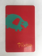 Piccolo Kids Club By Marco Polo - Cartes D'hotel