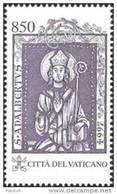 CITTA' DEL VATICANO VATIKAN VATICAN 1997 SAINT ST. S. SANT' ADALBERTO  MNH - Nuovi