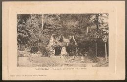 France & Circulated, Greetings From Montauban, Le Jardin Des Plantes Et La Grotte, Paris 1912 (6881) - Souvenir De...