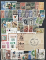 World, British Commonwealth Assorted Oddments 3 Scans - Stamps