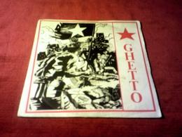 GHETTO  °  GUERRILLERO  / CORAZON REBELDE - Vinyles