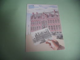 11e Bourse Aux Cartes Postales ..mouscron 2009 - Bourses & Salons De Collections