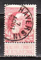 74  Grosse Barbe - Bonne Valeur - Oblit. Centrale HAVERSIN - LOOK!!!! - 1905 Grosse Barbe