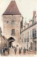 Nevers. Porte Du Croux Et Manufacture De Faïences D'Art. - Nevers