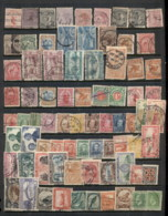 New Zealand 1900's On QV To Modern Assortment, Some Better 10 Scans Mint & Used - Stamps