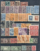 USA 1880's On Assorted Oddments - Stamps