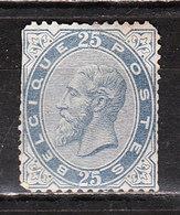 40*  Emission De 1883 - Bonne Valeur - MH* - Regommé - Deuxième Choix - LOOK!!!! - 1883 Léopold II