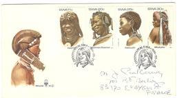 10878 - Visages - Afrique Du Sud (1961-...)
