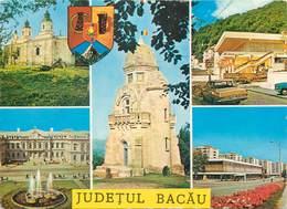 D1452 Judetul Bacau Multi Views - Roumanie