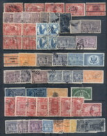 USA Back Of Book, Assorted Oddments, Air Mail, Express, Postage Dues 12 Scans - Stamps