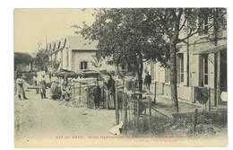 CPA 10 AIX-EN-OTHE USINE HYDRAULIQUE - France