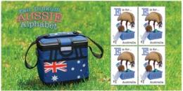 "Australia 2018 - Fair Dinkum Aussie Alphabet ""E"" MS - Numbered 49 - Flag- MNH - 2010-... Elizabeth II"