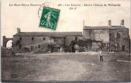 79 LES AUBIERS - Ancien Château De Millepieds - France