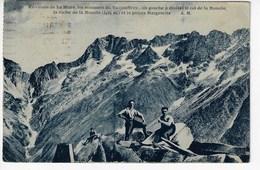 38 - Environs De LA MURE - Les Sommets Du Valjouffrey, Le Col De La Muzelle, La Roche De La Muzelle Et La Pointe Ma(L30) - La Mure