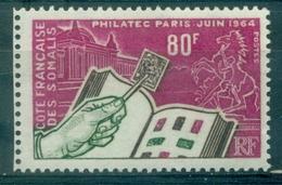 COTE DES SOMALIS N°319 N Xx TB.cote 11 € (maury) - Côte Française Des Somalis (1894-1967)