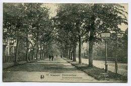 CPA - Carte Postale - Belgique - Hasselt- Boulevard Thonissen - 1922 (SV6537) - Hasselt