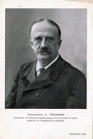 Professeur A.POLOSSON Clinique Gynécologique Université Lyon Médecin Hôpital De La Charité TBE - Santé