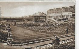 AK 0095  Brighton - The Bandstand And Walsingham Terrace Um 1931 - Brighton