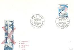 FDC 1970 - Finlandia