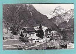 Old Post Card Of Posthotel Rossle Gaschurn I. Montafon,Vorarlberg, AustriaJ6. - Gaschurn