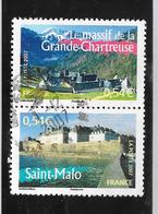 FRANCE 4020 Saint Malo 4019 Grande Chartreuse - France