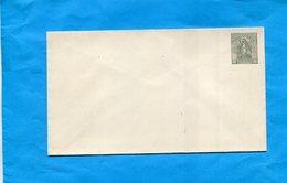 NICARAGUA--carte Entier Postal-stationnery-10C Gris- Republique Neuf -1896 - Nicaragua