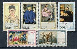 DDR Nr.1262/7          O  Used       (21344) ( Jahr: 1967 ) - Gebraucht
