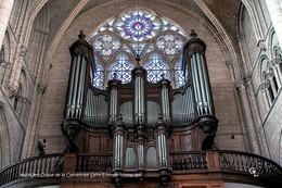 Sens (89)- Orgue Cathédrale Saint-Etienne (Edition à Tirage Limité) - Sens