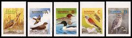 Slovenia 2014: Uccelli / Birds ** - Unclassified