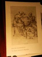 19826) BRACCIO BANDINELLI TRE FIGURE FEMMINILI ALLEGORICHE NON VIAGGIATA - Pittura & Quadri