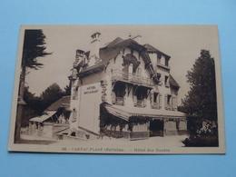 Hôtel Des Genêts CARNAC-Plage ( Morbihan ) ( G. Artaud / 100 - Gaby ) Anno 19?? ( Zie / Voir Photo ) ! - Carnac