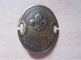 Souvenirs Jamboree 1963 à Marathon - Scoutisme