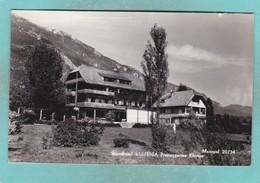 Old Post Card Of Hotel Wulfenia,Pressegger See, Hermagor, Kärnten, Austria.J6. - Austria