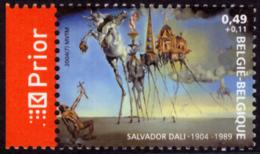 Belgium 3254** Art Salvatore Dali MNH - Belgique