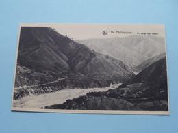 De Vallei Van ITOGON Philippijnen ( Missiën Van Scheut ) Nels / Anno 19?? ( Zie / Voir Photo ) ! - Missions